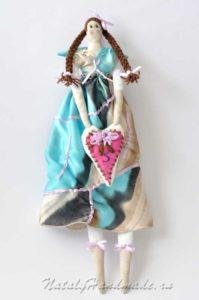 Кукла тильда-София