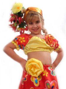 Цветок-из-ткани-к-карнавальному-костюму