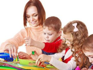 рукоделие с детьми