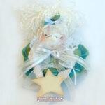 Кукла колокольчик новогодняя игрушка и подарок